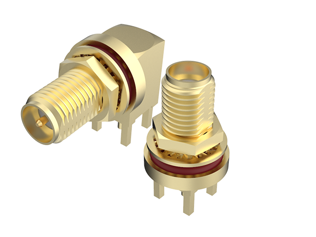 IP67 & IP68 Rated Coaxial PCB Connectors