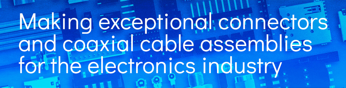 GradConn - Making exceptional connectors and coaxial cable assemblies for the electronics industry