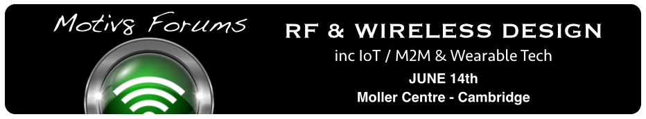 Motiv 8 RF & Wireless forum