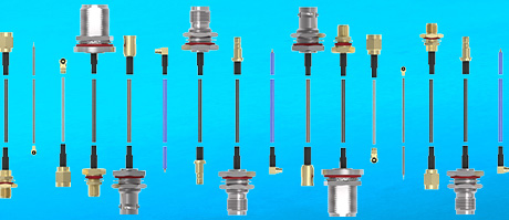Coaxial Cable Assembly Builder